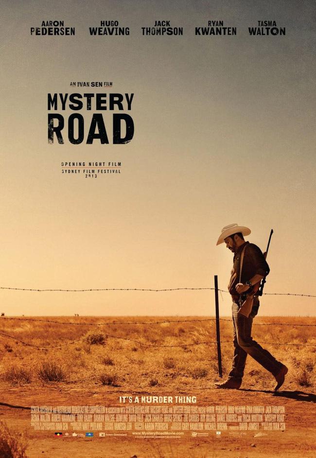 神秘之路 蓝光原盘+MKV/2013 Mystery.Road  16.13G