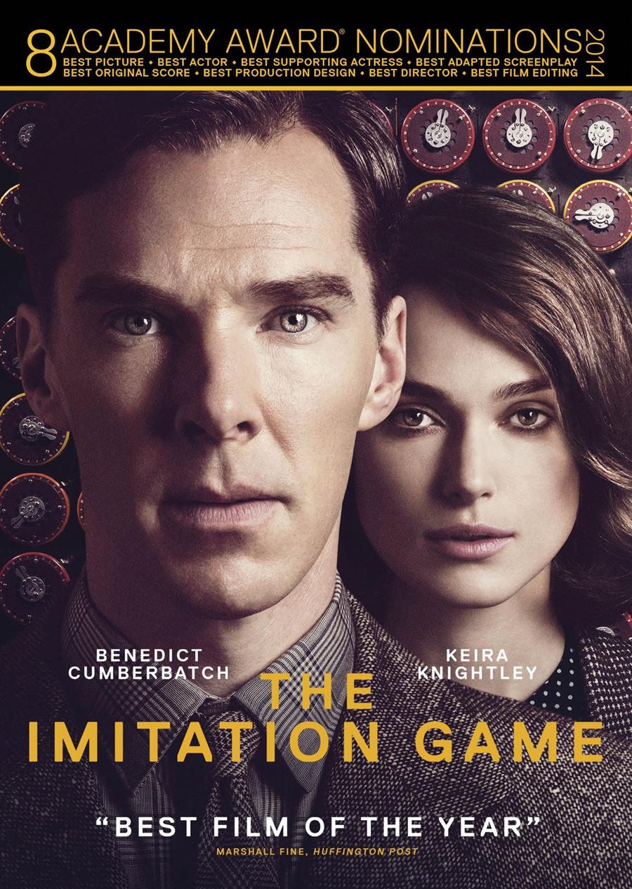 模仿游戏 高清MKV版/模拟游戏/解码游戏(港)/2014 The Imitation Game 7.66G