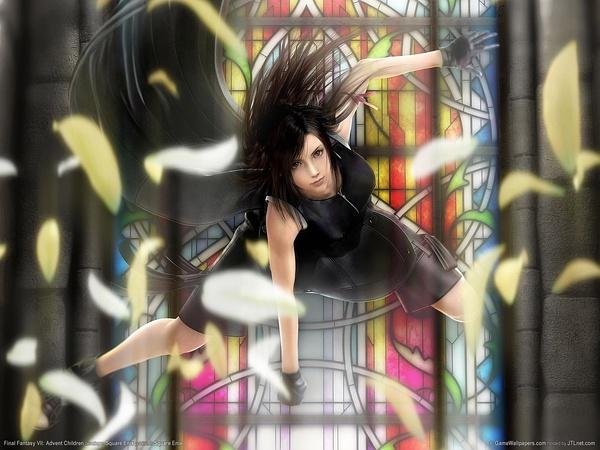 最终幻想7 高清MKV版 /圣子降临 /完全版 /2015 FINAL FANTASY VII ADVENT CHILDREN COMPLETE 11.2G