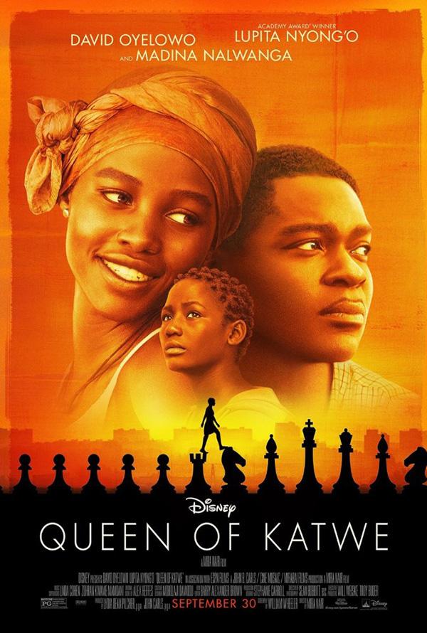 卡推女王 蓝光原盘下载+高清MKV版 /西洋棋后(台) 2016 The Queen of Katwe 44.8G