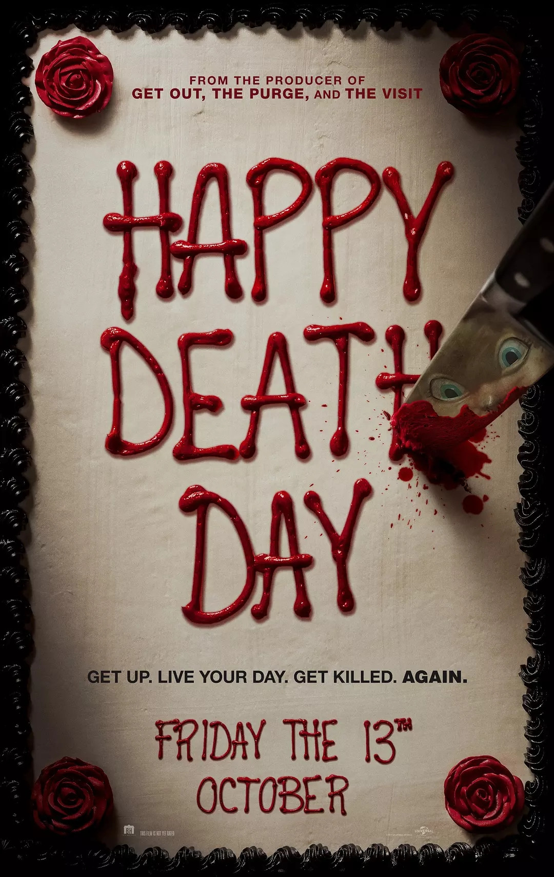忌日快乐 4K蓝光原盘下载+高清MKV版/ 吓到半死 / 死亡无限LOOP(港) / Again / Half to Death 2017 Happy Death Day33.1G