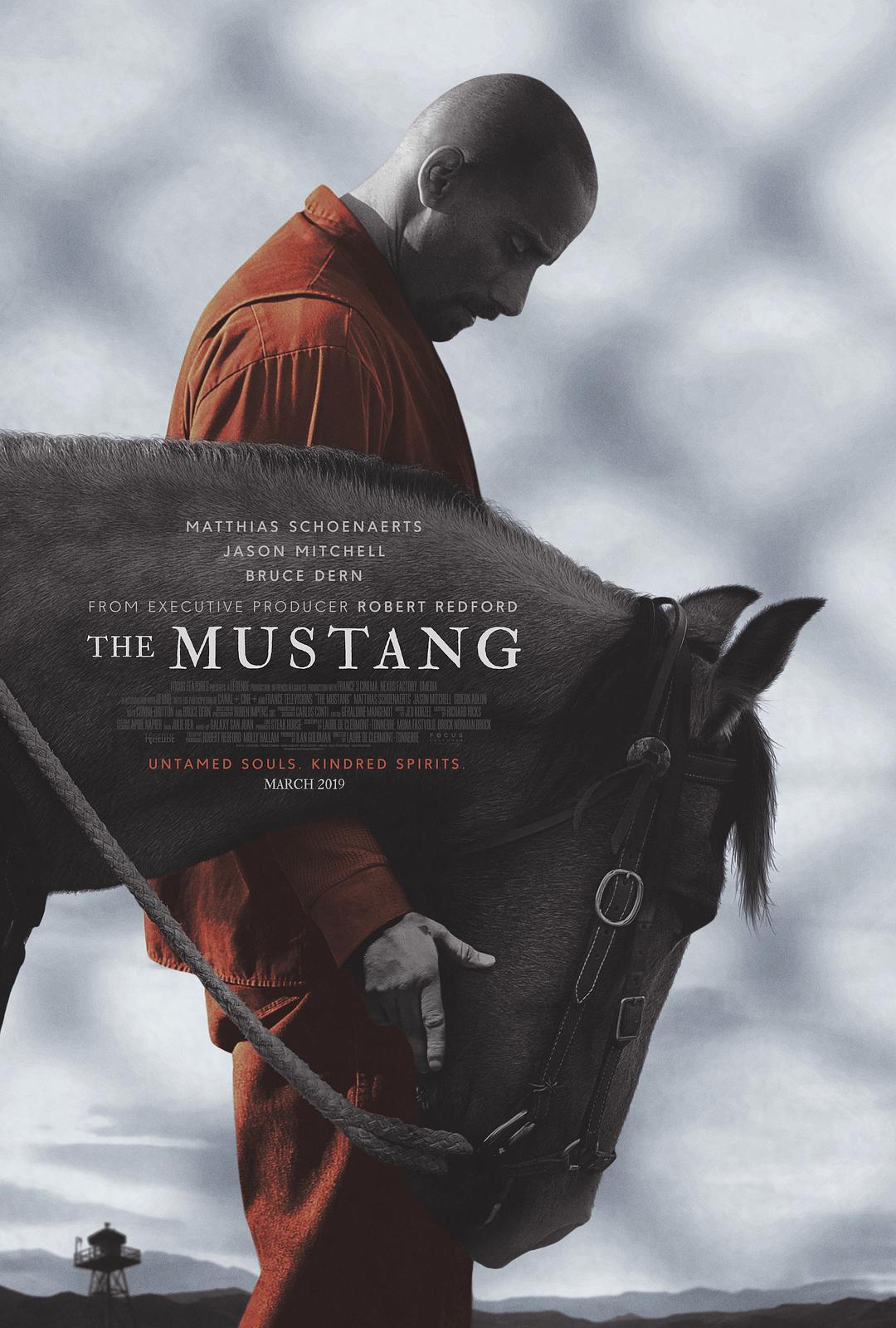 野马 蓝光原盘下载+高清MKV版 2019 The Mustang 30.4G