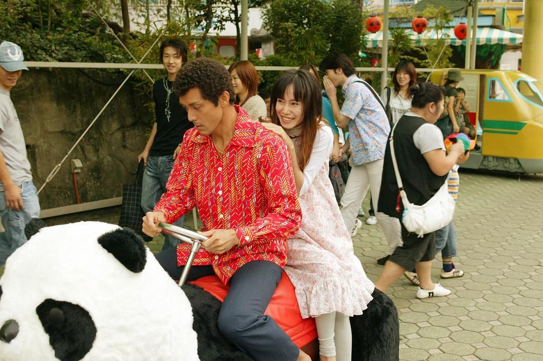 自虐之诗 蓝光高清MKV版/自虐的诗 / Happily Ever After / Jigyaku no uta 2007 自虐の詩 8.8G