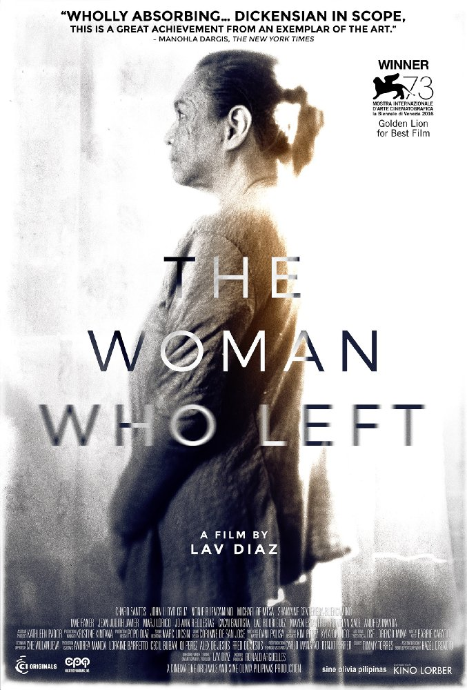 离开的女人 蓝光高清MKV版/离去的女人 / 出狱的女人 / The Woman Who Left 2016 Ang Babaeng Humayo 15.3G